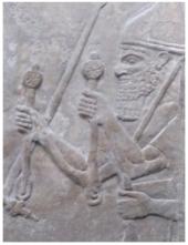 10 Assyr warriors
