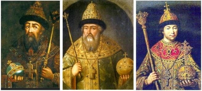 15 Russia royals