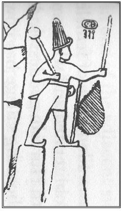 7 Hittite storm god