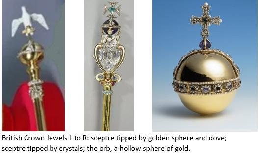 Brit crown jewels