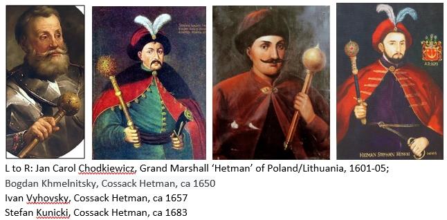 Cossack hetman